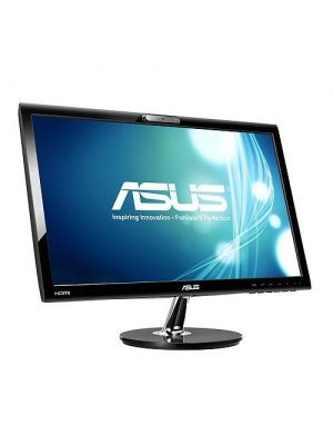ASUS 21.5'' Monitor with speakers and webcam