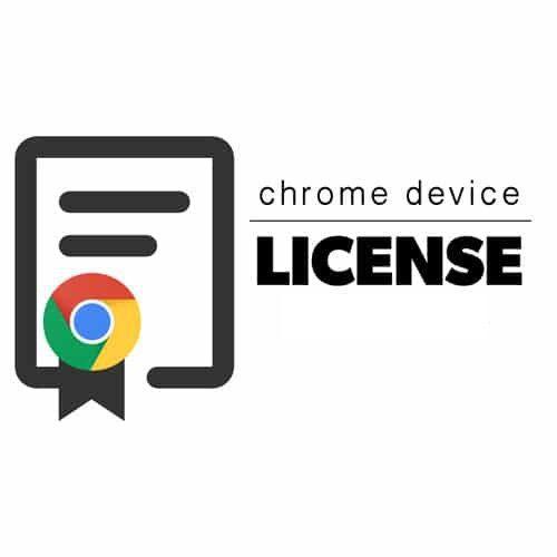Chrome Kiosk Management License - Annual