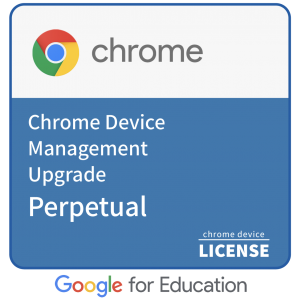 Chrome Device Management Upgrade - Perpetual - Education
