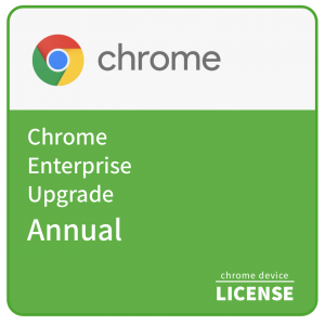 Chrome Enterprise Upgrade - Annual