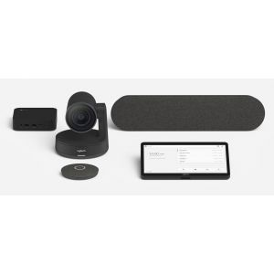 Logitech Tap - Google Medium Room Bundle - best for 6+ or more people